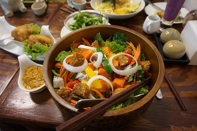 Vegetarisch eten laten thuisbezorgen